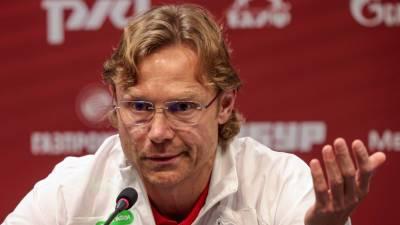 Карпин признался, что Дзюба был нужен сборной России