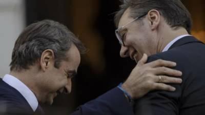 Вучич подтвердил, что Греция не признает Косово