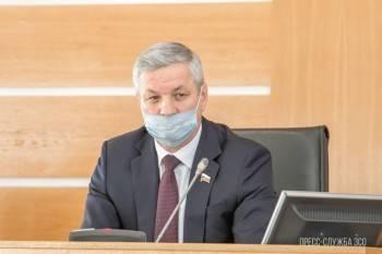 Бюджет Вологодской области снова стал рекордным