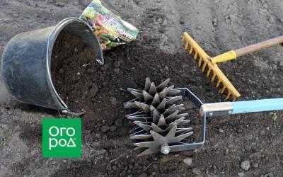 Как подготовить грядки для подзимних посевов: пошаговая инструкция