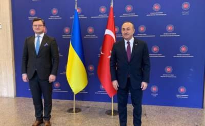 Сегодня глава МИД Турции с двухдневным визитом посетит во Львов