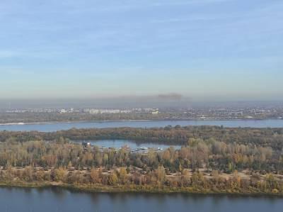 Жители Сормова жалуются на смог и вонь