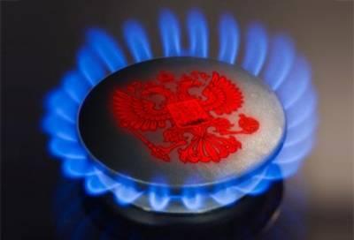 FT связала резкое падение цен на газ с заявлениями Владимира Путина