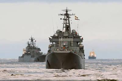 В России допустили создание нового флота