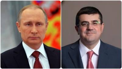 Арцах помнит и ценит: глава НКР поздравил Путина