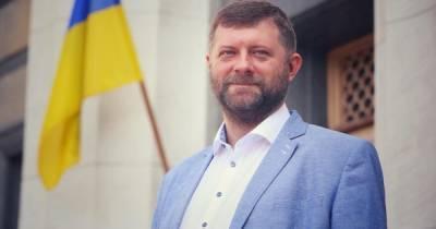 """Стало известно, кто будет главой партии """"Слуга народа"""" в случае избрания Корниенко вице-спикером Рады"""