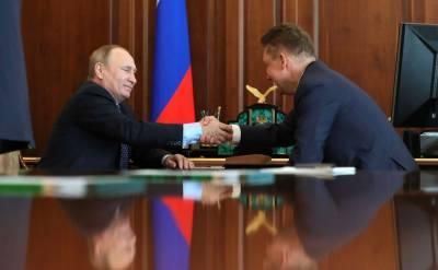 «Для России это хорошо»: Газовая лихорадка в Европе растянется еще...