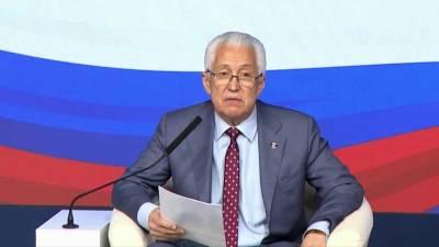 Владимира Васильева избрали руководителем фракции «Единой России» в Госдуме