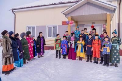 Сельское поселение в Бурятии получило свой герб и флаг