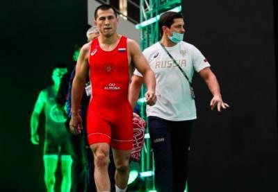 Новосибирский борец Роман Власов вышел в финал чемпионата мира в Осло