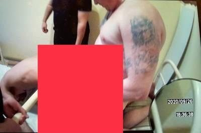 В Gulagu.net установили личность еще одного человека, пытавшего зэков в больнице ФСИН