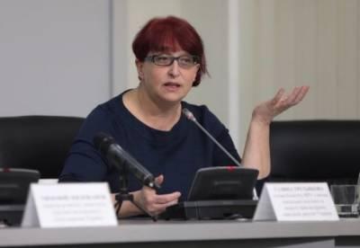 Нардепа Третьякову просят отстранить от заседаний Рады на пять дней