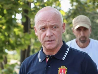 САП просит для Труханова арест с альтернативой залога в 120 млн грн. Политик обвиняет в преследовании Саакашвили