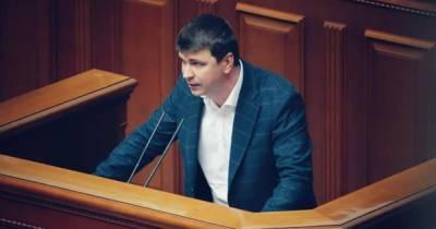 Нацполиция выдвинула две версии смерти народного депутата Антона Полякова