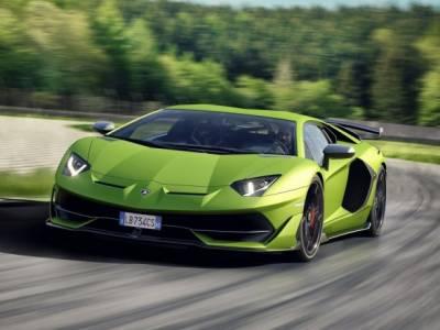 Покатался несколько часов: в Дании за превышение скорости конфисковали элитный спорткар