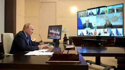 Путин поручил утвердить концепцию развития детского спорта до 2030 года