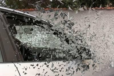 В Бурятии пьяный водитель не смог удержать автомобиль на дороге