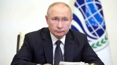 На Украине рассказали о подарке спецслужб США ко дню рождения Путина