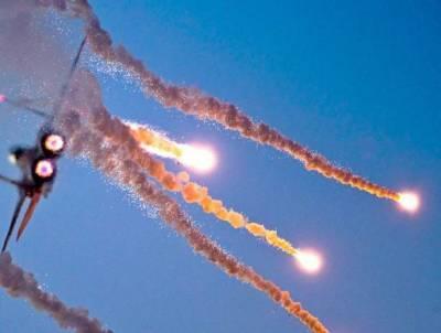 Израиль организовал нападение на сирийский аэродром