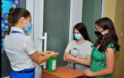 В одесском детском лагере новая вспышка COVID