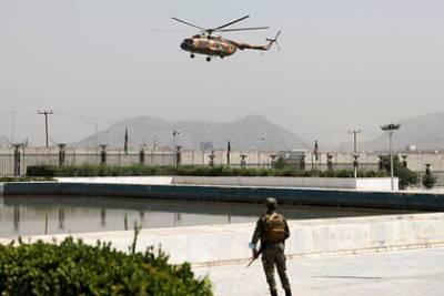 Главный охранник бывшего главы Афганистана рассказал о его бегстве с деньгами