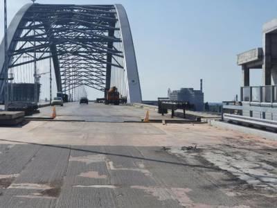 Киевская прокуратура заявила о хищении 150 млн грн на строительстве Подольского моста