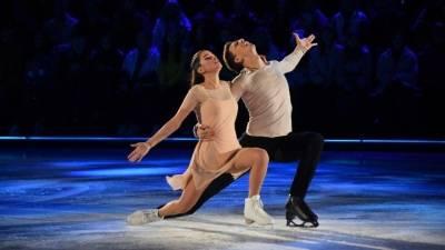 Бородина второй раз оказалась на дне турнирной таблицы шоу «Ледниковый период»