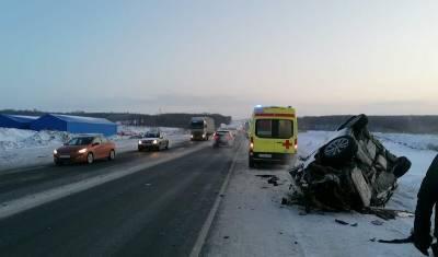 В Башкирии за сутки четыре человека погибли в автоавариях