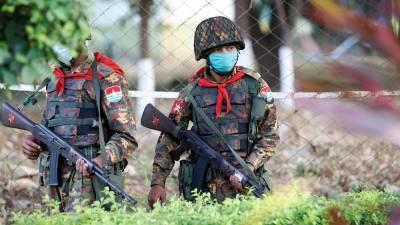 США ввели санкции против военных Мьянмы