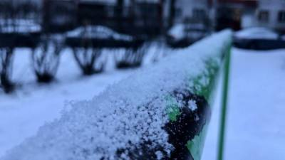 Рекордное понижение температуры зафиксировано в Кировской области