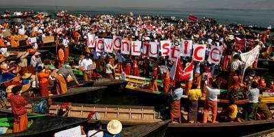 США вводят санкции против военной хунты в Мьянме