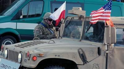 Министры обороны США и Польши обсудили присутствие американских войск в Европе