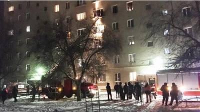 В Екатеринбурге загорелись два частных дома