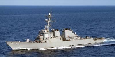 Российские СМИ назвали причины захода кораблей ВМС США в Черное море