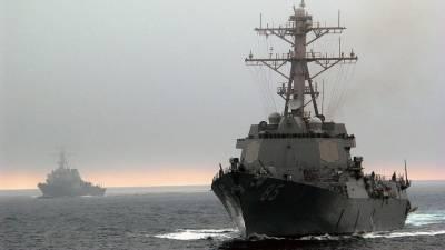 В СМИ рассказали, для чего США отправляют корабли в Черное море