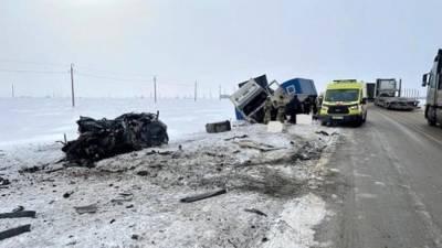 Два человека стали жертвами ДТП в Татарстане