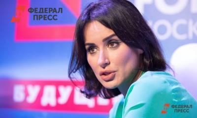 Тина Канделаки вспомнила Илона Маска в рекламе своего бренда