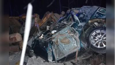 Трагическое ДТП под Иркутском: четыре человека погибли