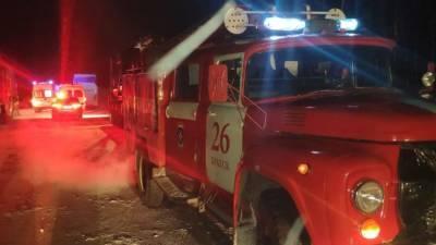 Четыре человека погибли в ДТП с автобусом и грузовиком под Братском