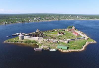 Крепость «Орешек» в Шлиссельбурге отреставрируют к 2023 году