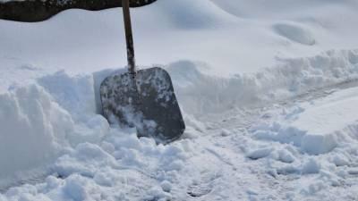 Кировчанин выставил на продажу экологически чистый снег с доставкой