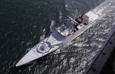 Иран и Россия отработали в Индийском океане важнейший тактический приём