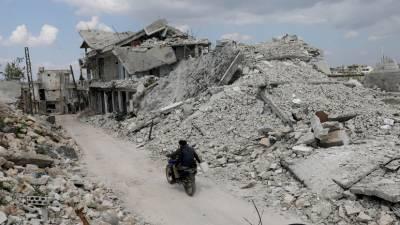 Россия, Турция и Иран заявили об усилении активности боевиков в Идлибе