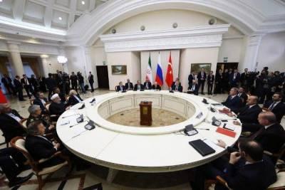 Руки прочь от сирийской нефти: Россия, Иран и Турция выступили с заявлением