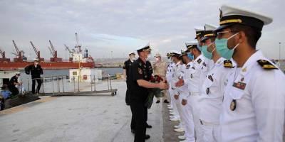 Россия и Иран проводят военные учения
