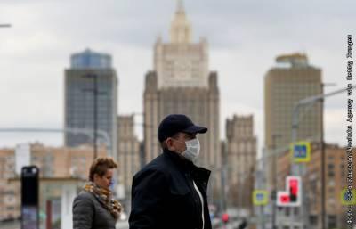 Эксперт спрогнозировала спад волны COVID в РФ до минимума к лету