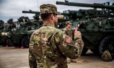 США не намерены выводить свои войска из Европы