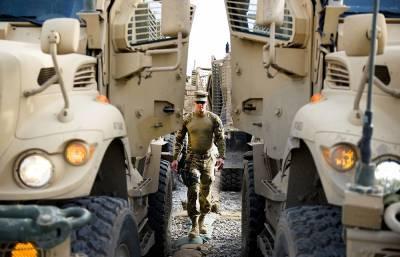 Пентагон: американские войска не уйдут из Европы