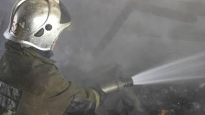 Пожар в сауне частного дома под Калининградом унес жизнь целой семьи