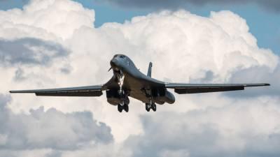 ВВС США продолжат передислокацию стратегических бомбардировщиков в Норвегию